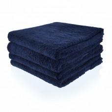 Handdoek Marine blauw
